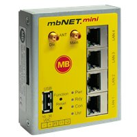 mbNET.mini met LTE 4G
