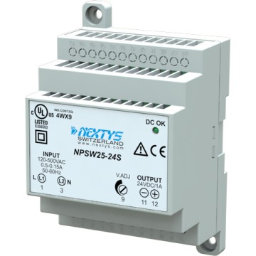 http://www.inelmatec.be/6517-thickbox/npsw25-nextys-npsw25-geschakelde-voeding-1-2-fazig-compact-groot-ingangsbereik-480w-90550vac-24-vdc-1-a-primaire-spanning-230-va.jpg