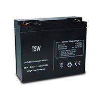 TSW BATTERY 12V 7,2AH FOR EVO RT 2.0/3.0