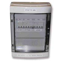 BYPASS BOX FOR UPS SINGLE PHASE-SINGLE P HASE 4-6KVA
