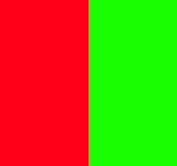 rood - groen