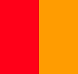 Oranje / Rood